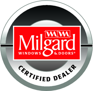 Certified Milgard Windows and Doors Dealer