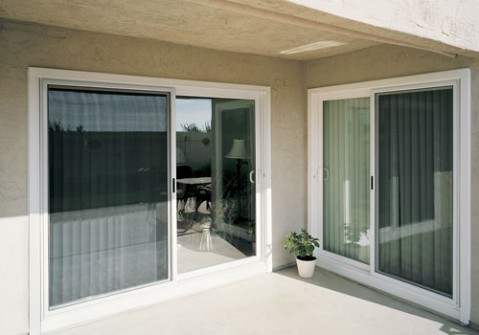 Milgard sliding door exterior images photo gallery for Exterior sliding doors